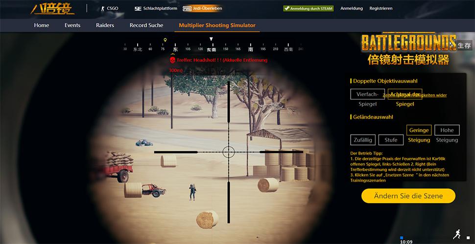 PUBG Sniper Simulator Headshot2