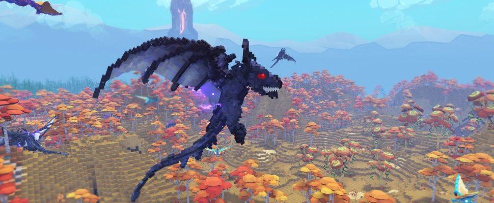 PixARK: Minecraft trifft ARK – Jetzt neu auf PC und Xbox One