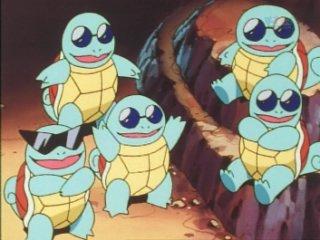 Pokémon Schiggy Sonnenbrille