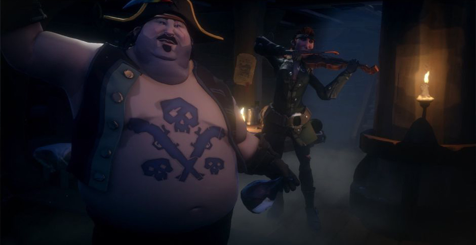 Sea of Thieves Piraten
