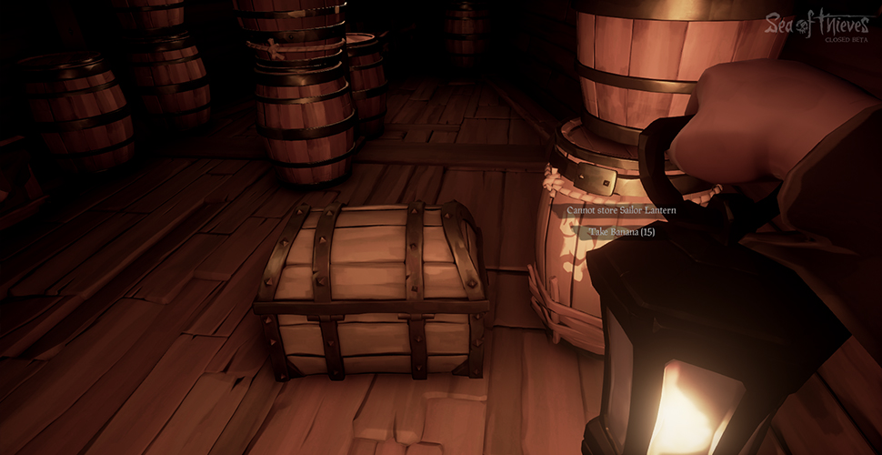 Sea of Thieves Schatz Verstecken