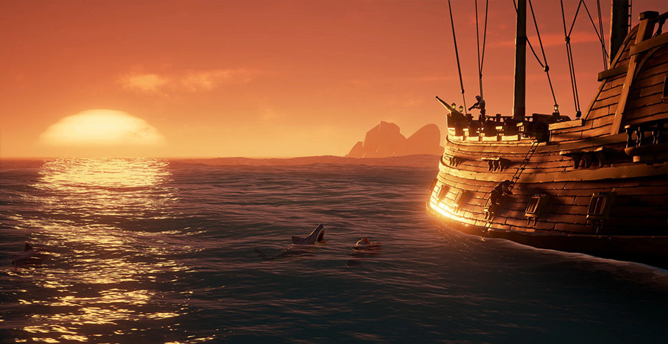 Sea of Thieves Sonnenuntergang2