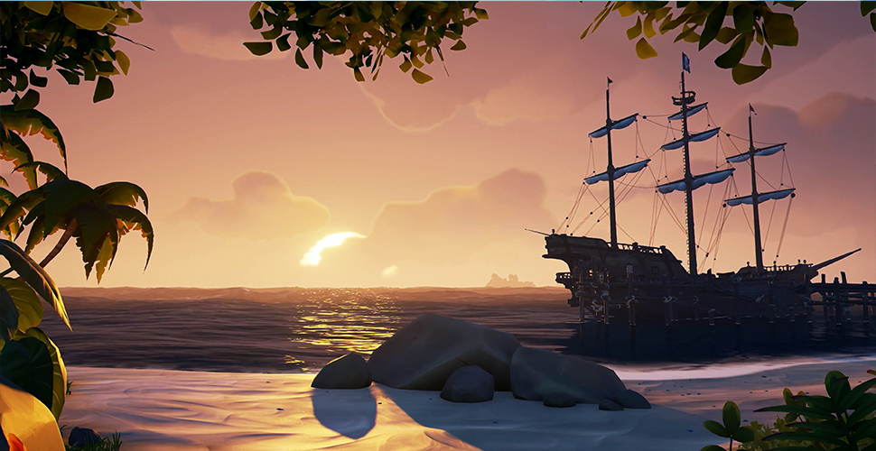 Sea of Thieves Sonnenuntergang3