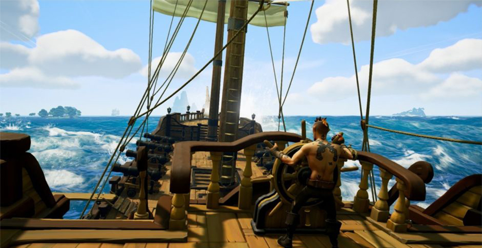 Sea of Thieves Steuer