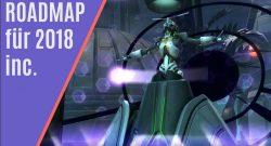 Star Wars Tor Roadmap 2018