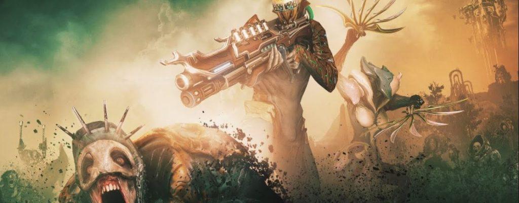 Ghule treiben jetzt in Warframe auf der PS4 und Xbox ihr Unwesen