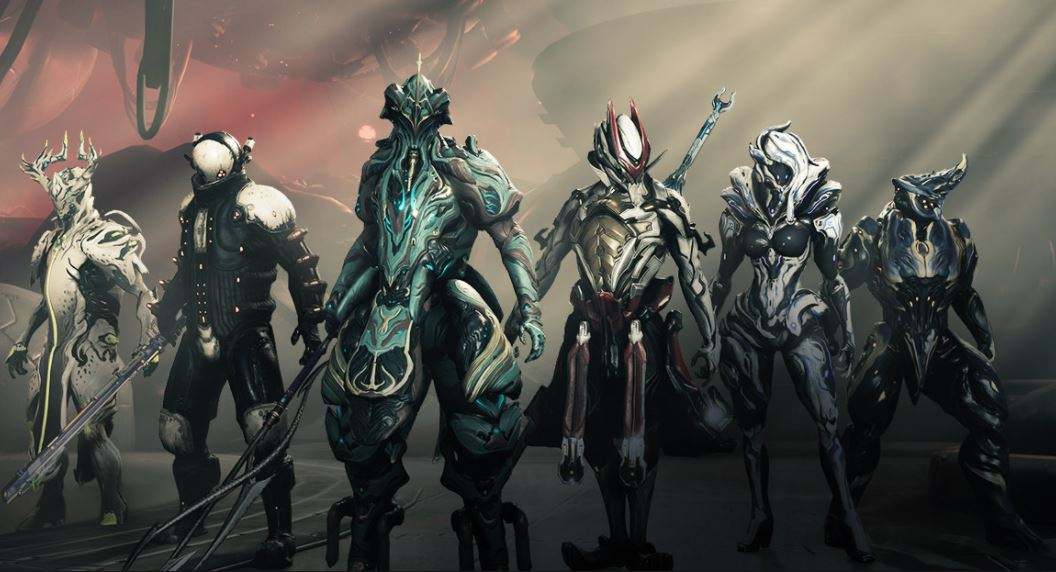 Warframe-TennoGen