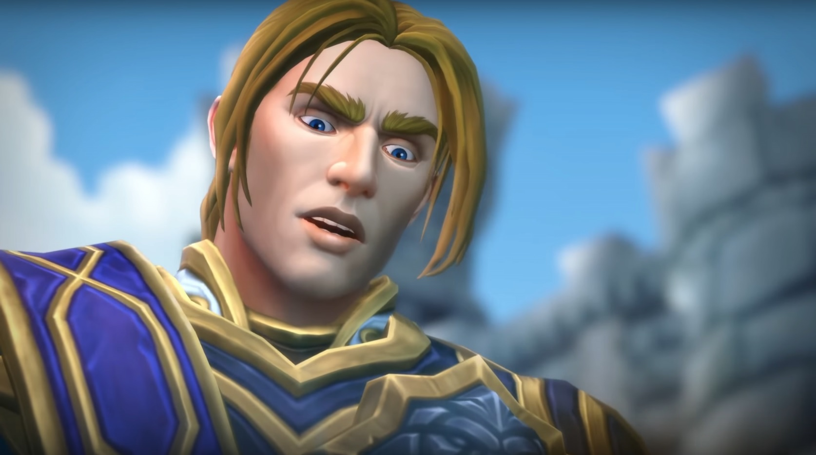 WoW Anduin Azerit