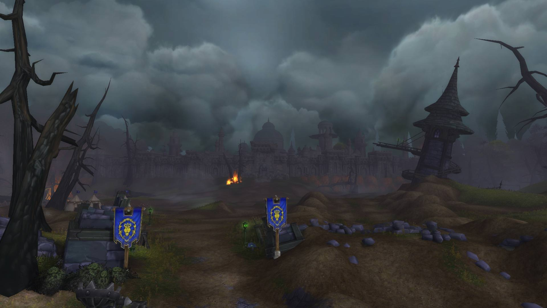 WoW Battle for Azeroth Taking back Lordaeron