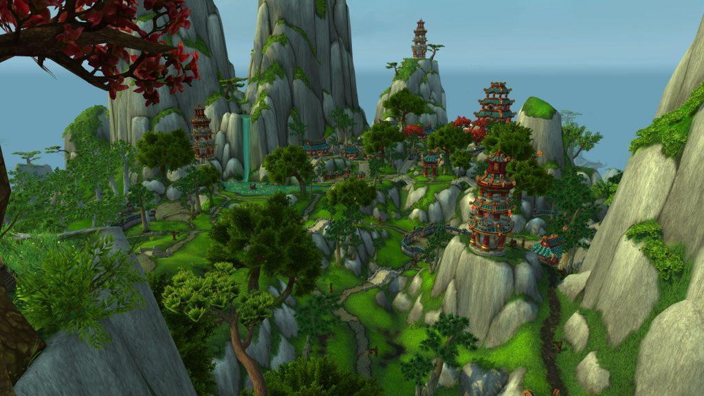 WoW Levelgebiet Jadewald