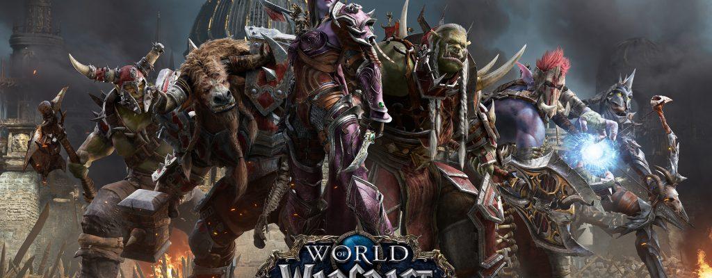 Einladungswelle für WoW: Battle for Azeroth – Seid ihr dabei?