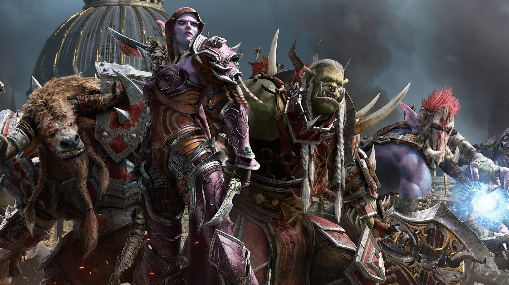 World Of Warcraft Wallpaper Bfa: Is The Horde The Faction Of Evil? That's What Blizzard