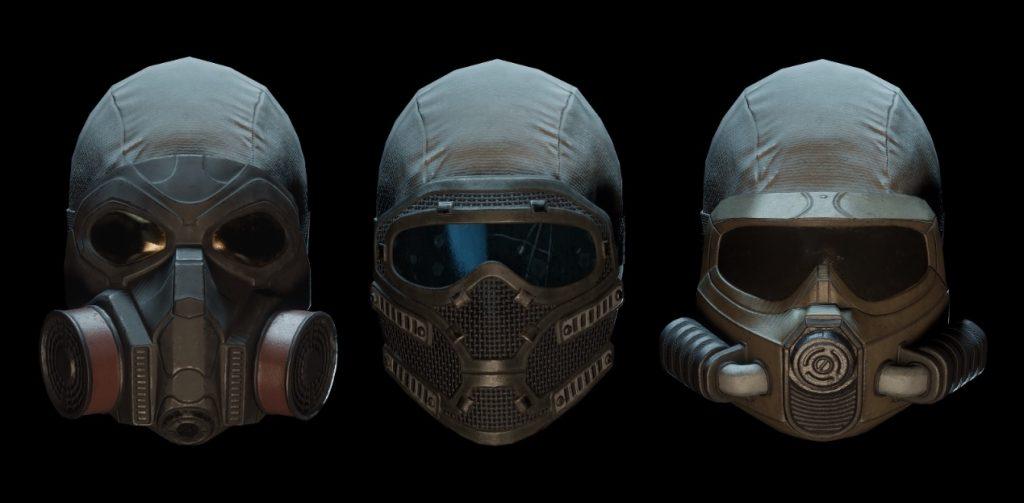 division-masken
