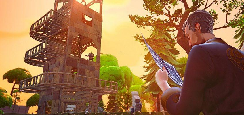 Turbo-Bauen hat Fortnite: BR vor allem auf PS4, Xbox One verbessert