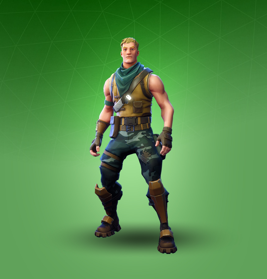 fortnite-ranger