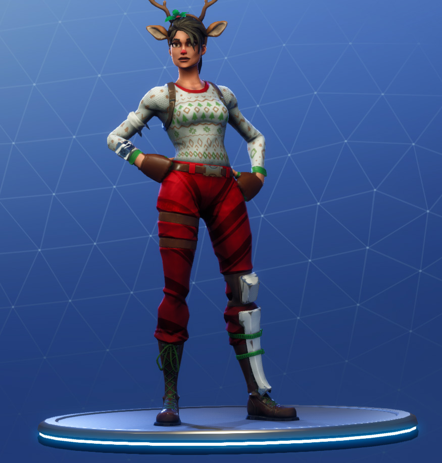 fortnite-red-nosed-raider-weihnachten