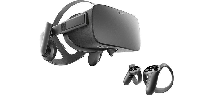 Oculus Rift-Bundle inklusive Touch-Controller für 449 Euro – Alternate-Angebote