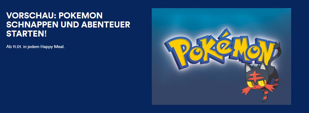 Pokémon GO: Pikachu und weitere Monster gibt's bald im Happy