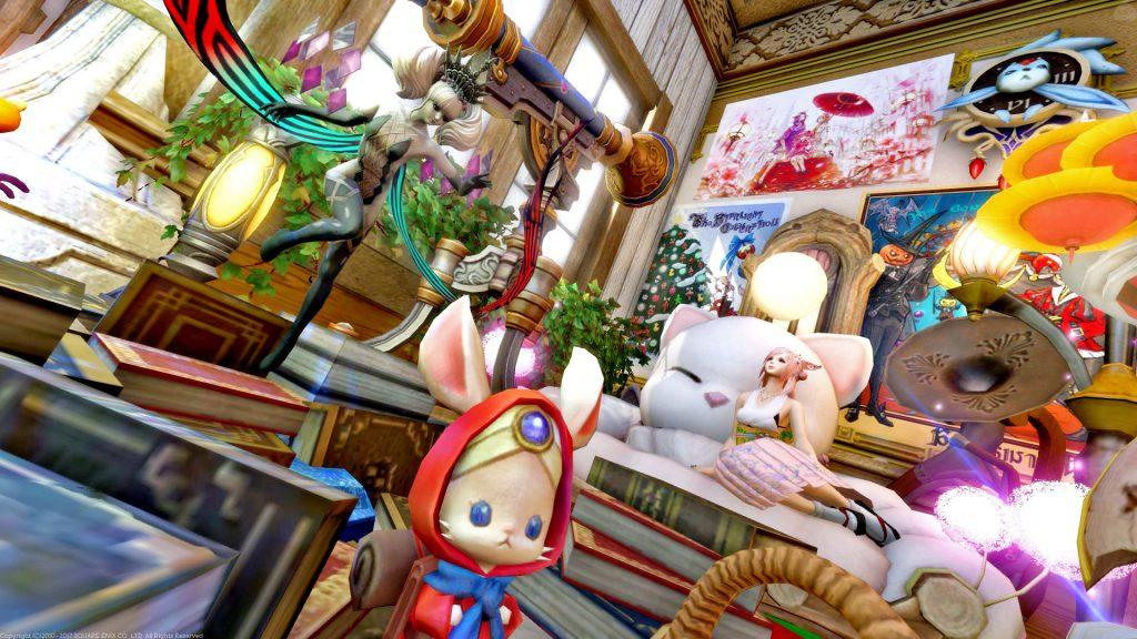 final fantasy xiv housing mädchenzimmer