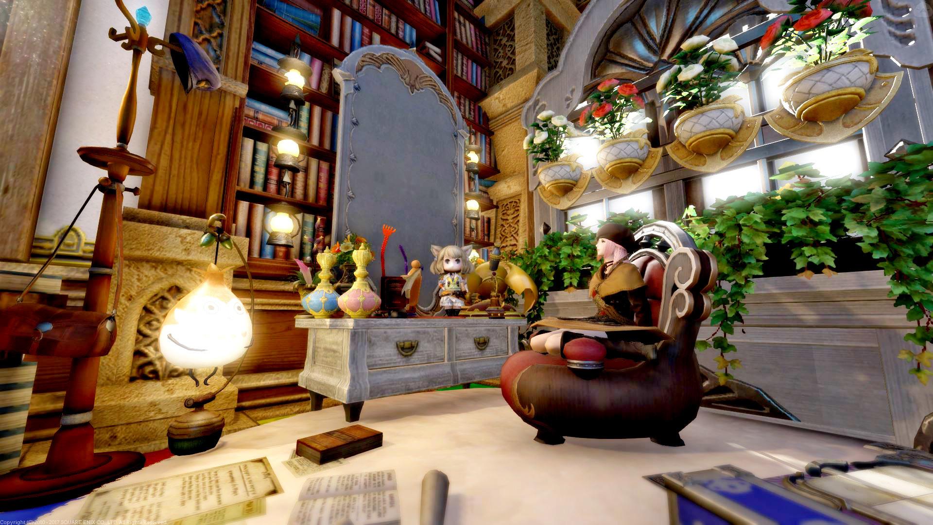 10 coole ideen wie leute ihre h user in final fantasy xiv dekorieren. Black Bedroom Furniture Sets. Home Design Ideas