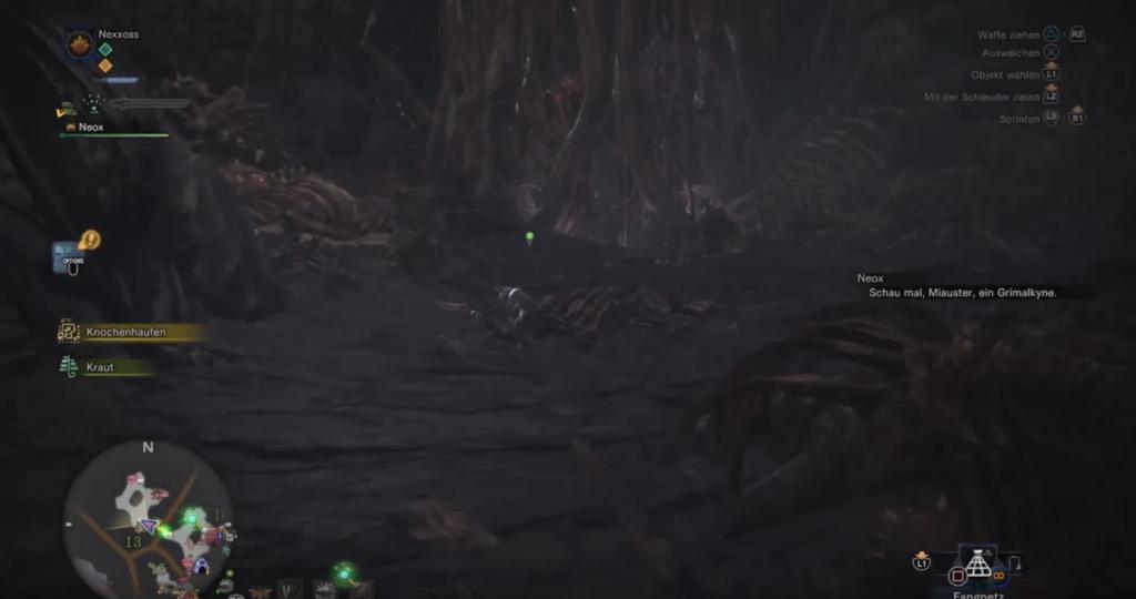 monster hunter world plünderer