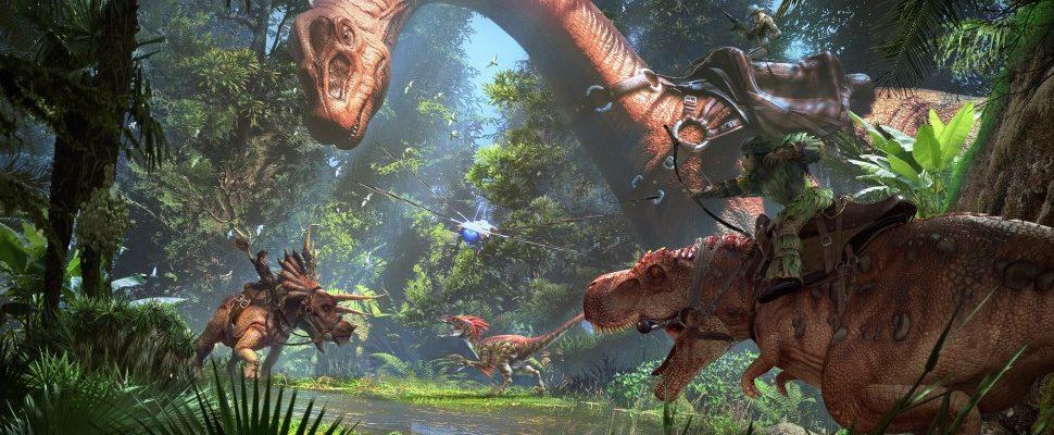 Das VR-Dino-Abenteuer ARK Park ist da und enttäuscht die Fans