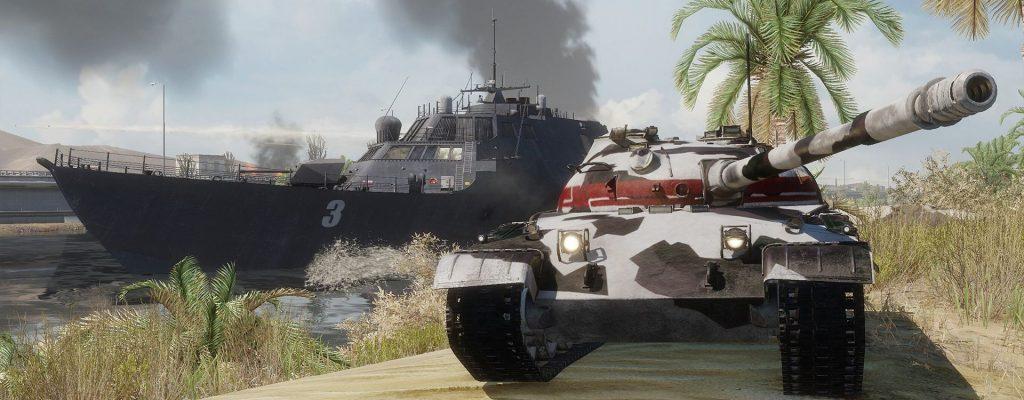 Neues Panzer-MMO Armored Warfare für die PS4 erschienen!