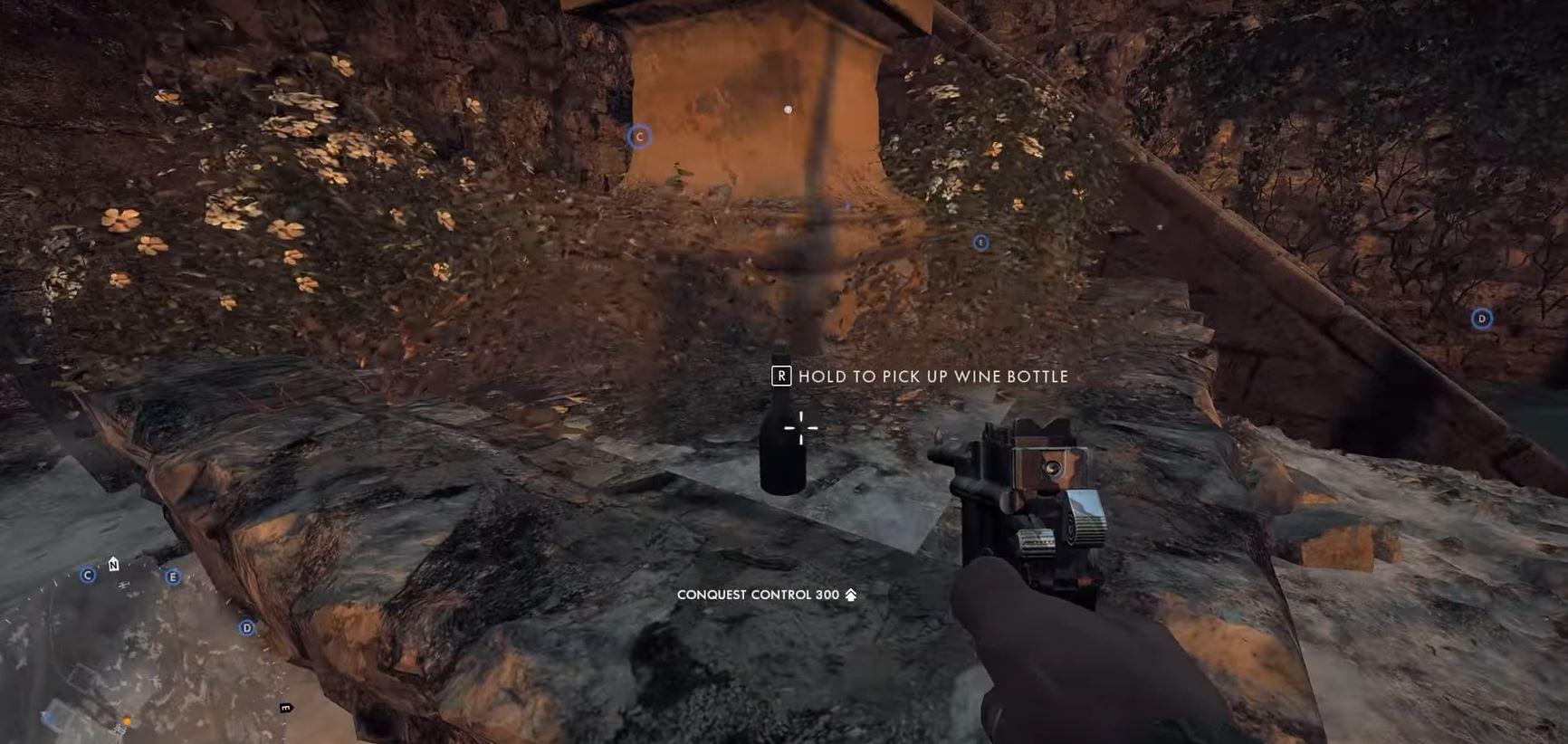 Battlefield 1 Caporetto 3 B-Flagge