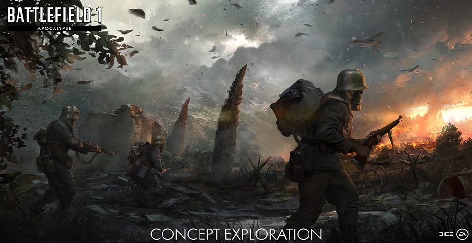 Battlefield 1 Caporetto