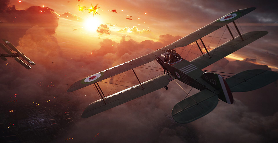 Battlefield 1 London Ruft