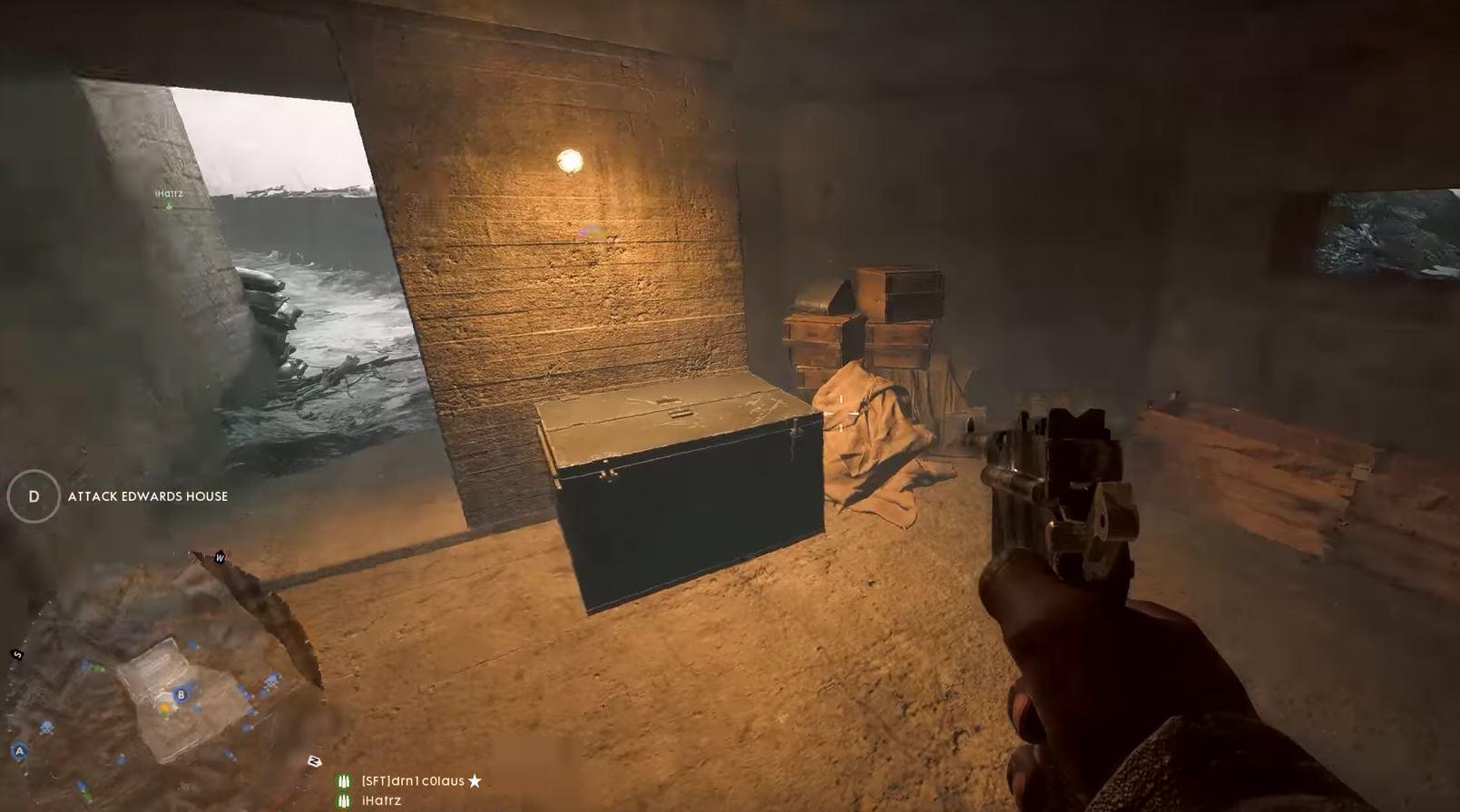 Battlefield 1 Passendale 1 Bunker