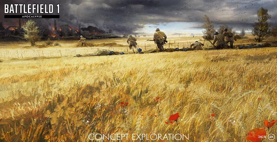 Battlefield 1 Somme
