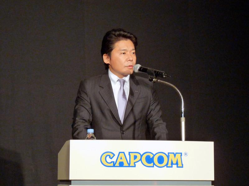 Capcom-COO