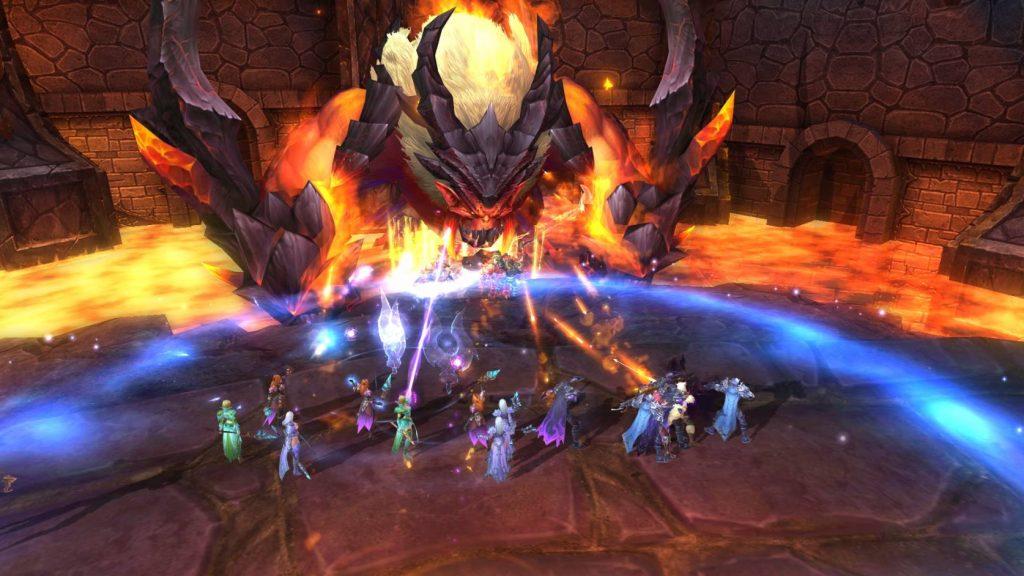 Crusaders of Light Raid