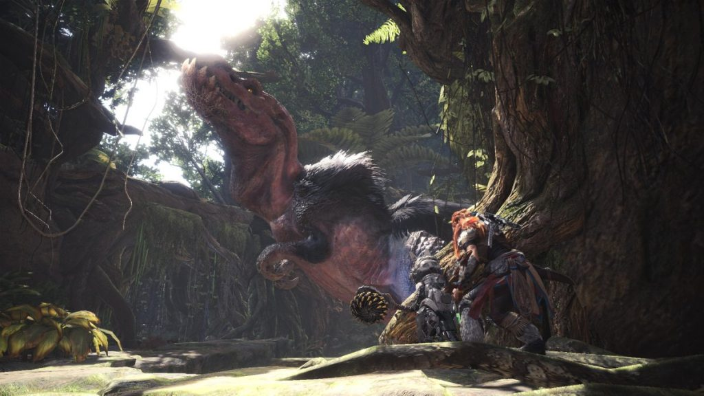 monster hunter world aloy rüstung
