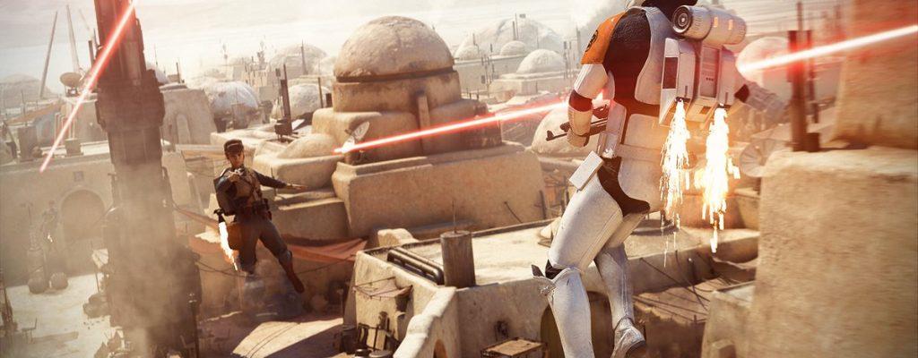 Der neue Modus Jetpack-Cargo in Star Wars Battlefront 2 fetzt richtig!