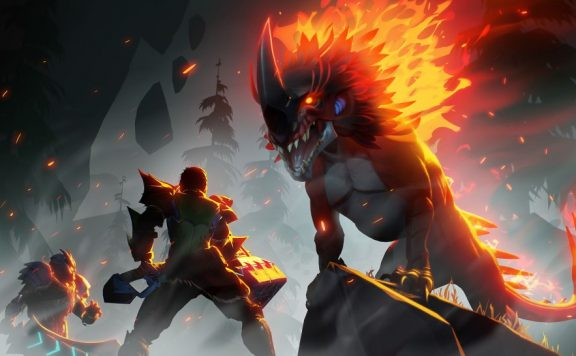 Dauntless Feuermonster