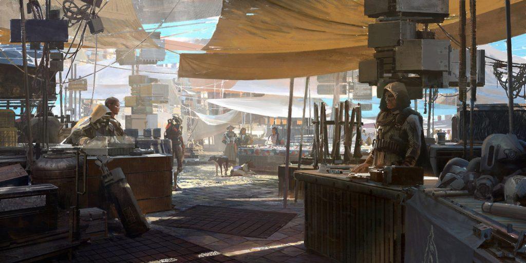 Destiny-2-Markt
