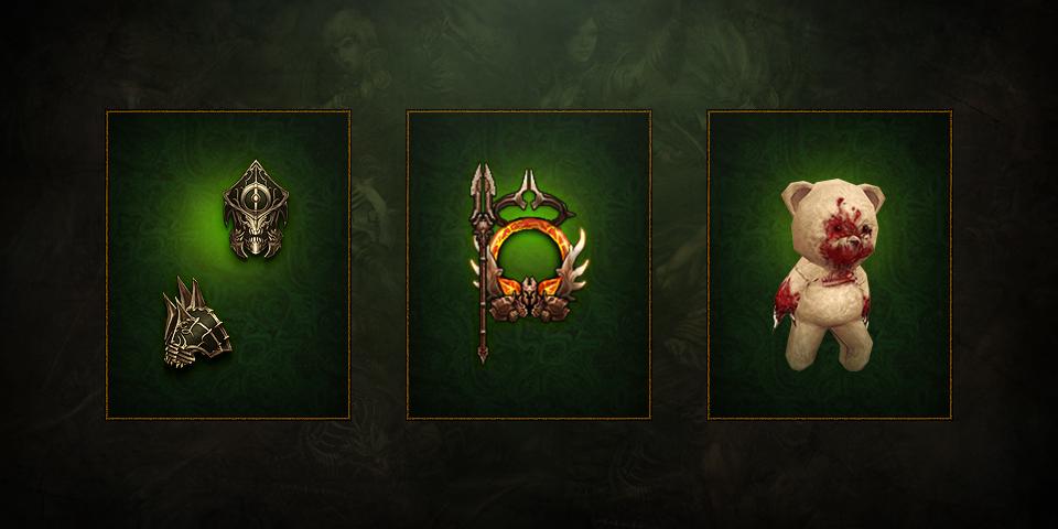 Diablo 3 Season 13 Rewards