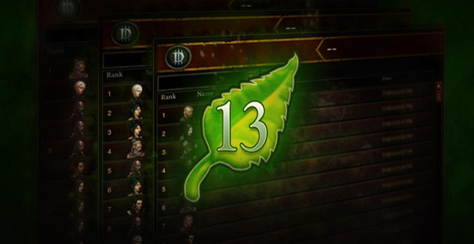 Diablo 3 Season 13 Titel