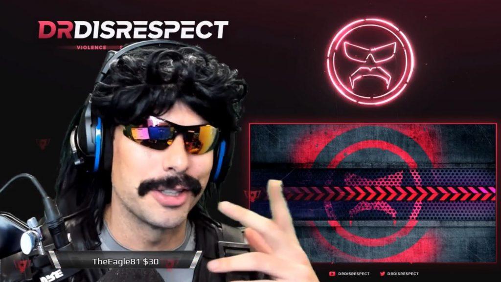DrDisrespect-China