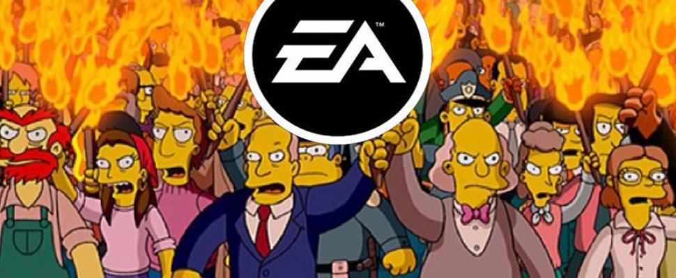 EA ist in den Top 5 der meistgehassten Unternehmen von Amerika