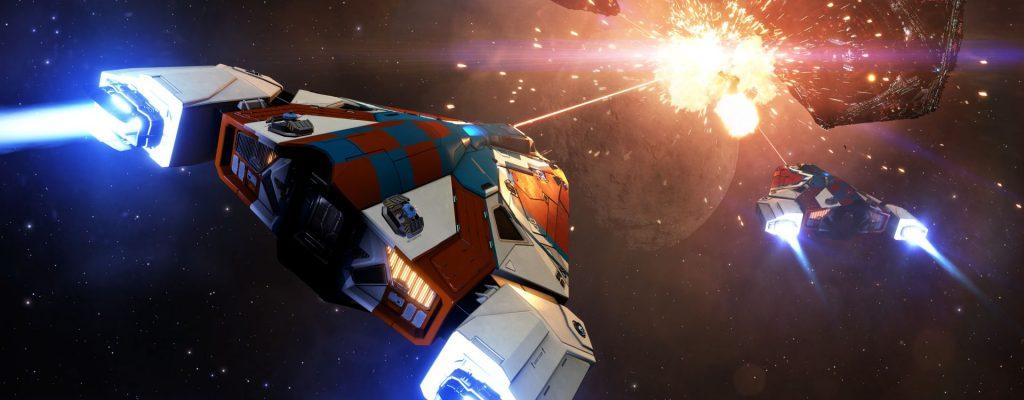 Elite: Dangerous – Beyond ist jetzt spielbar, klingt nach GTA V im Weltall