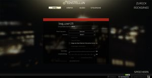 Escape From Tarkov Deutsch Interface