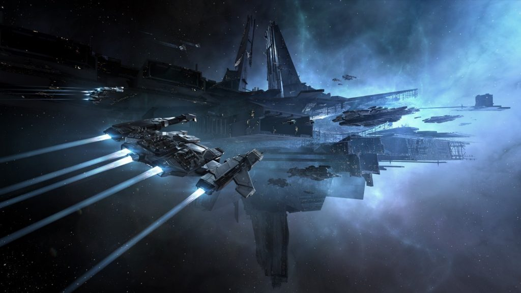 Eve Online Upwell 3