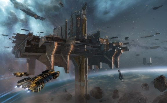 Eve Online Upwell