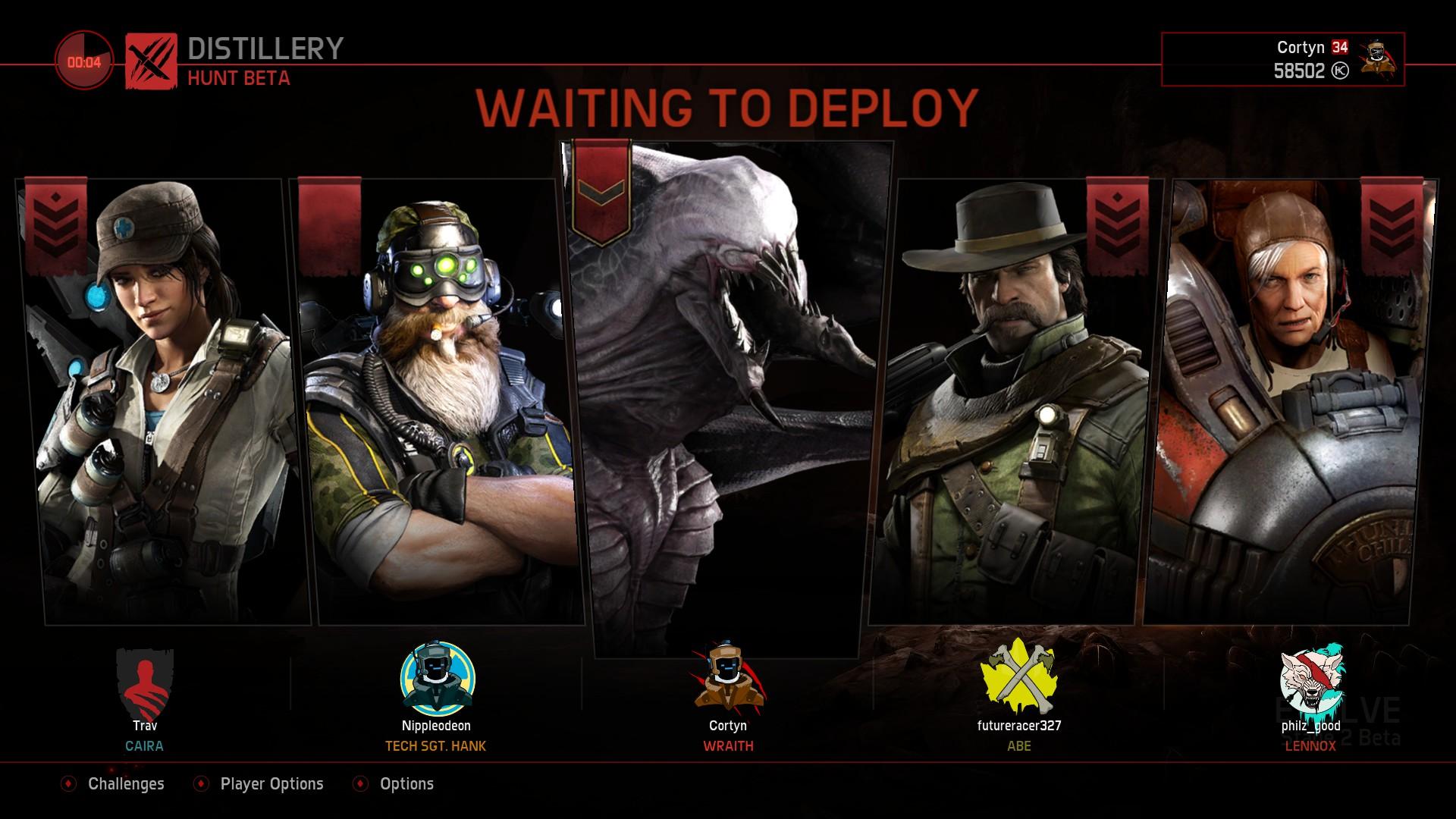 Evolve Loading Team