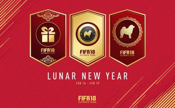 Fifa 18 Lunar New Year Event