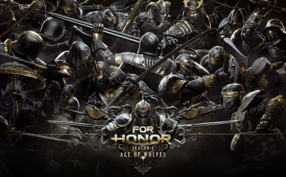 For Honor Age of Wolves Art