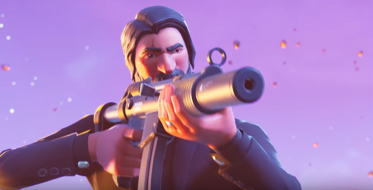 Fortnite-John-Wick